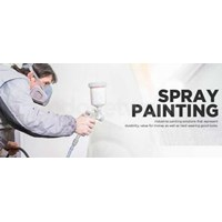 Peralatan Pengecatan Spray Painting Equipment 1