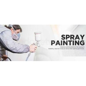 Peralatan Pengecatan Spray Painting Equipment