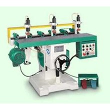 Mesin spindle bor kayu multiple Spindle Wood Boring Machine