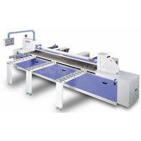 Mesin Gergaji Wood Panel Table Saw 1