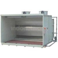 Water Spray Booth 1