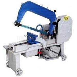 Mesin Gergaji Potong Besi Hacksaw Machine