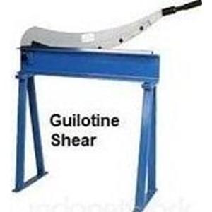 Potong Plat Manual Guilotine Shear