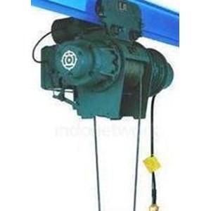Hoist elektrik HITACHI Electric WireRope Hoist