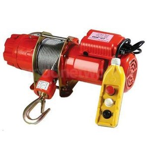 Electric Winch Seling Elektrik