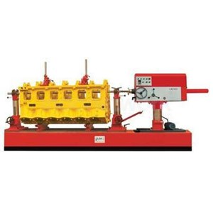 Mesin Korter Boring Silinder Horizontal Cylinder Line Boring Machine