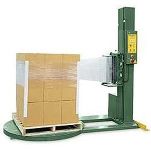Mesin Packing Wrapping Stretch Wrapping Machine