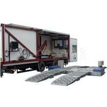 Alat Uji kendaraan keliling Mobile Testing Unit