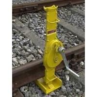 Dongkrak Kereta Rail Jack 1
