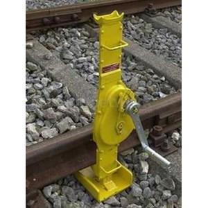 Dongkrak Kereta Rail Jack