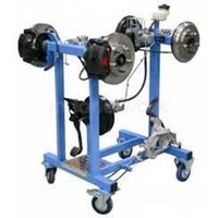 Alat Peraga Sistem Rem Trainer Brake System 1