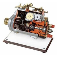 Jual Alat Peraga Trainer Injection Pump Diesel in Line Rotary System
