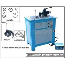 Scroll Forming Bending Machine