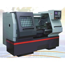 Mesin Bubut CNC Turning Lathe