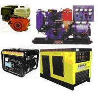 Genset Power Generator