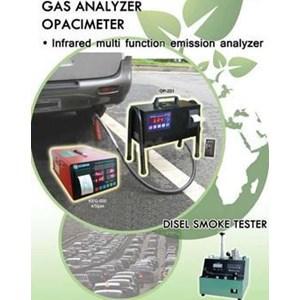 Alat Uji Emisi Diesel Smoke Opacity Meter