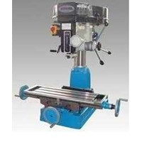 Mesin Bor Frais Drilling Milling Machine 1