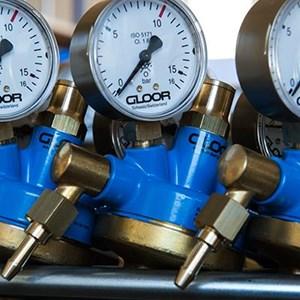 Regulator Gas GLOOR