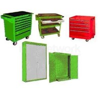 ToolBox Trolley Drawer Cabinet 1