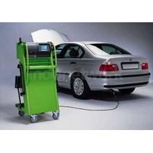Alat Uji Emisi Gas Buang Otomotif Gas Analyzer