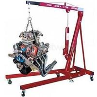 Hydraulic Engine Shop Crane 1