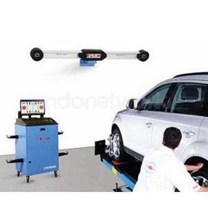 Spooring 3D Wheel Aligner
