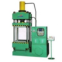 Mesin Hydraulic Hot Press
