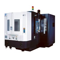 CNC Horizontal Machining Center 1