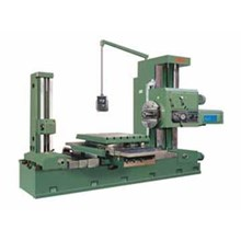 horizontal boring milling machine