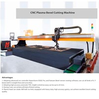 Jual CNC plasma cutting machine