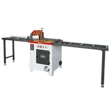 Pneumatic Wood Cutting Table Saw