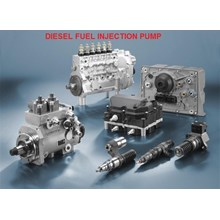 Pompa Injektor Diesel Fuel Injection Pump
