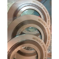 Distributor Spiral Wound Gasket SS304 stainless 3