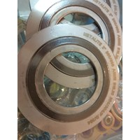 Spiral Wound Gasket SS304 stainless 1