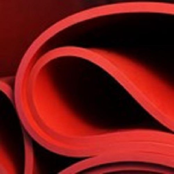 Karet Linatex merah