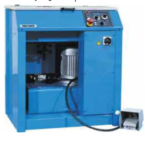 Nut & Cable Crimping Line
