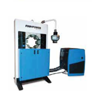 Heavy Duty Crimping Line