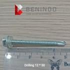 Perlengkapan Atap Drilling Screw 12*20  2