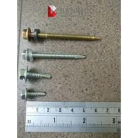 Perlengkapan Atap Drilling Screw