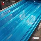 Atap Spandek Resin Tinted Blue   1