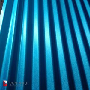 Atap Galvalum - Seng Gelombang 80*180 Resin Blue