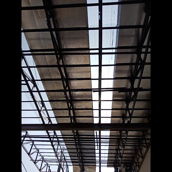 Atap Spandek Transparan 1mm BENING GL 5