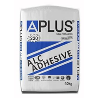 plaster cornices ALC adhesive