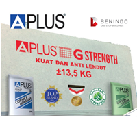 Papan Gypsum Board GSTRENGTH 9MM
