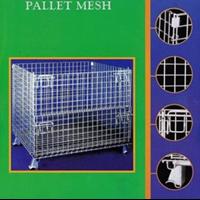 Distributor Pallet Mesh Stocky 7 3
