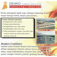 Jual Turbin Ventilator Denko 2