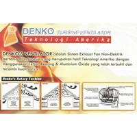 Distributor Turbin Ventilator Denko 3