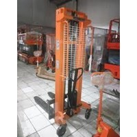 Hand Stacker Manual Dalton