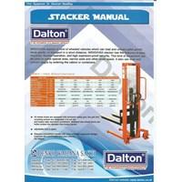 Jual Hand Stacker Manual Dalton 2