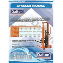 Hand Stacker Manual Murah